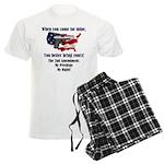 2nd Amendment Men's Light Pajamas