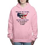 2nd Amendment Women's Hooded Sweatshirt