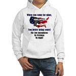2nd Amendment Hooded Sweatshirt