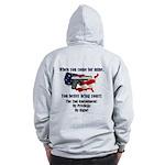 2nd Amendment Zip Hoodie