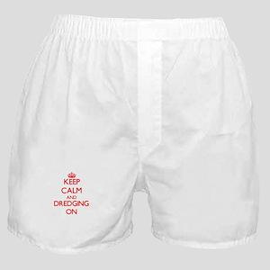 Dredging Boxer Shorts
