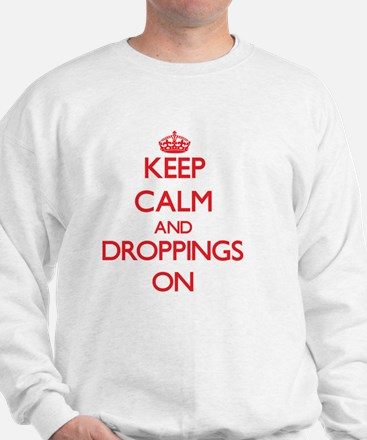 Droppings Sweatshirt