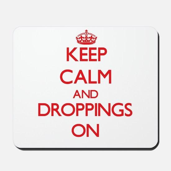 Droppings Mousepad