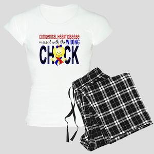 Congenital Heart Disease Me Women's Light Pajamas