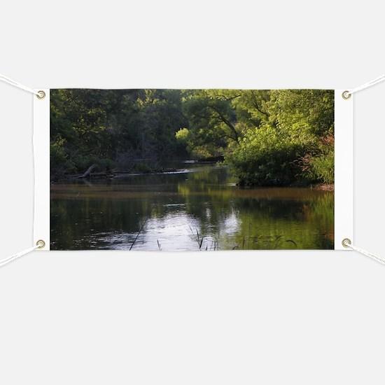 Cute River Banner