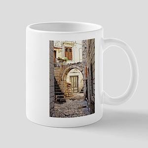 Above or Beyond Mugs