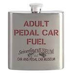 Adult Fuel Design Flask