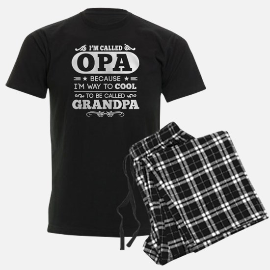 They Called Me Opa Pajamas