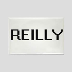 Reilly digital retro design Magnets