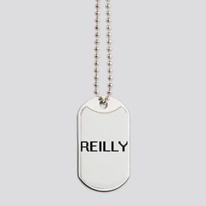 Reilly digital retro design Dog Tags