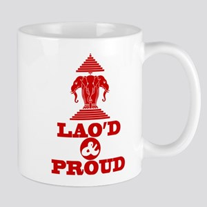 LAO'D & PROUD Mugs