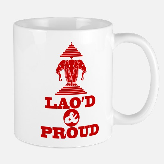 LAO'D & PROUD Mugs