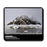 Antarctica, Mountian Scene, Mousepad