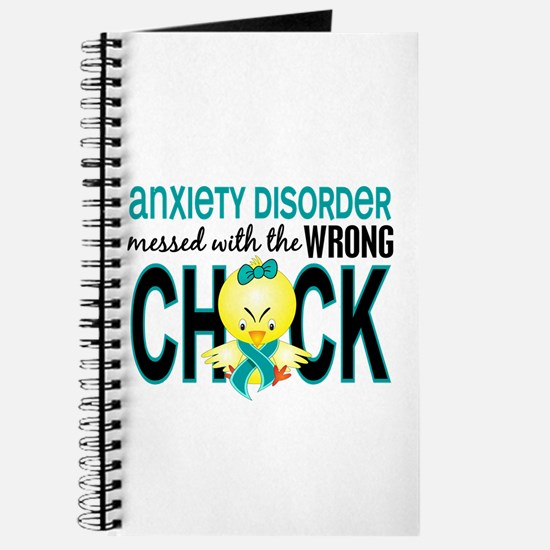 Anxiety Disorder MessedWithWrongChick1 Journal