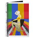 Popart Showgirl Journal