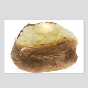 Baked Potato Postcards (Package of 8)
