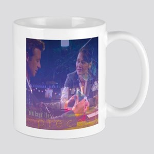 The Mentalist - You Kept The Pieces Mugs