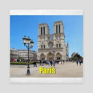 PARIS GIFT STORE Queen Duvet