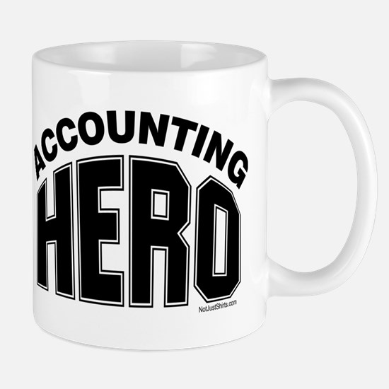 Accounting Hero Mug