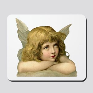 Vintage Angel Mousepad
