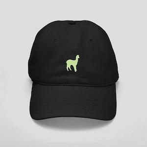 Alpaca (#2 in green) Black Cap