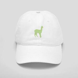 Alpaca (#2 in green) Cap