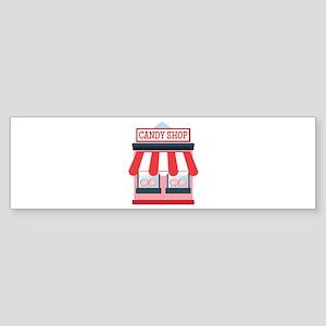 Candy Shop Bumper Sticker