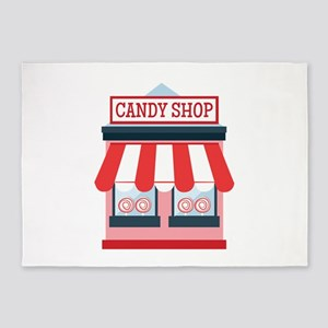 Candy Shop 5'x7'Area Rug
