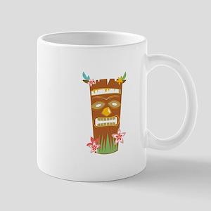 Tropical Tiki Mask Mugs