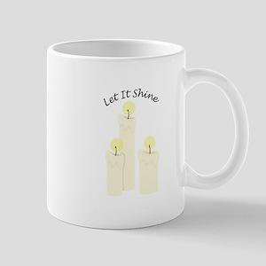 Let It Shine Mugs
