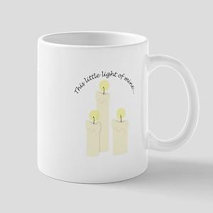 Light of Mine Mugs