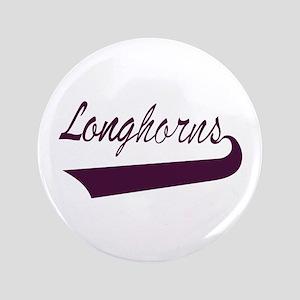 Longhorns Lettering Button