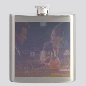 The Mentalist - You Kept The Pieces Flask