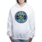 USS HENRY W. TUCKER Women's Hooded Sweatshirt