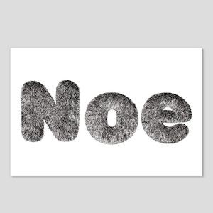 Noe Wolf Postcards 8 Pack