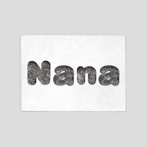 Nana Wolf 5'x7' Area Rug