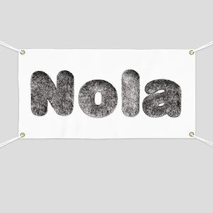 Nola Wolf Banner