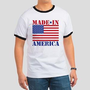 Made in America Ringer T