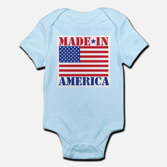 Made in America Body Suit