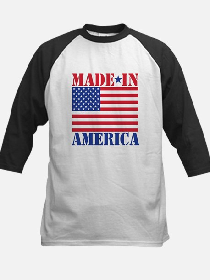 Made in America Baseball Jersey
