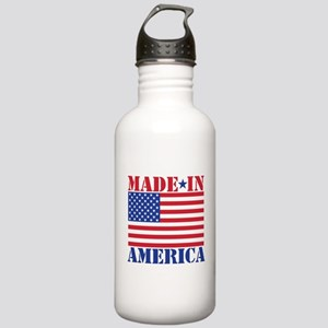 Made in America Stainless Water Bottle 1.0L