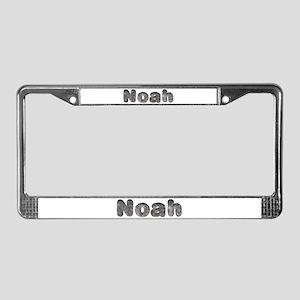 Noah Wolf License Plate Frame