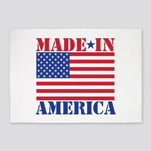 Made in America 5'x7'Area Rug