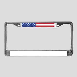 Made in America License Plate Frame