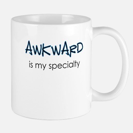 Awkward is my specialty Mugs