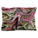 Native American Sage Bloom Pillow Case