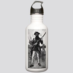 Blackbeard at attentio Stainless Water Bottle 1.0L