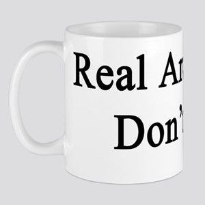 Real Architects Don't Cry  Mug
