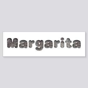Margarita Wolf Bumper Sticker