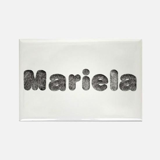 Mariela Wolf Rectangle Magnet